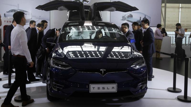 Tesla-china-shanghai-government