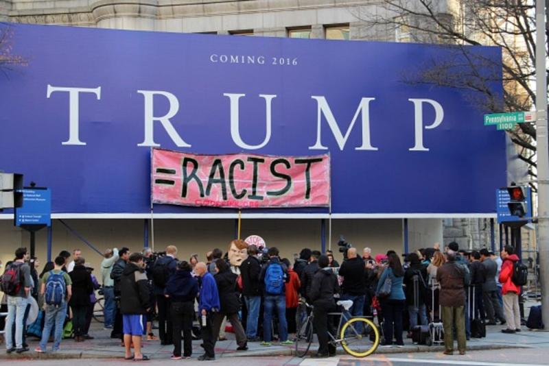 Trump racist